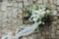Macrame boho wedding decor TEX MB Rodriges