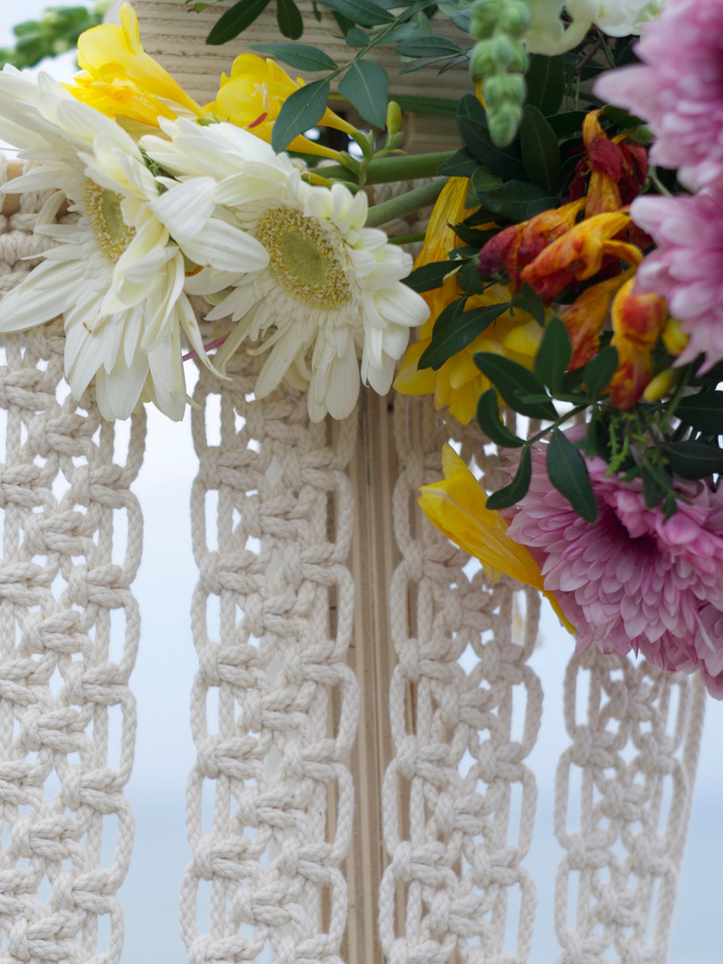 Macrame Wedding