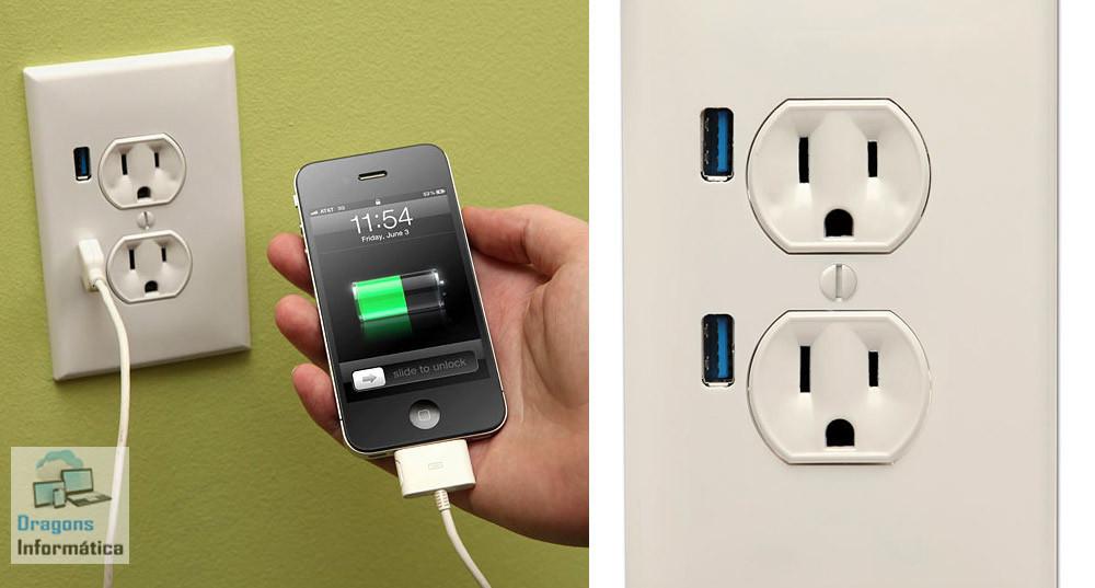 Ter Uma Tomada USB Agora é Fácil, Simples e Barato!