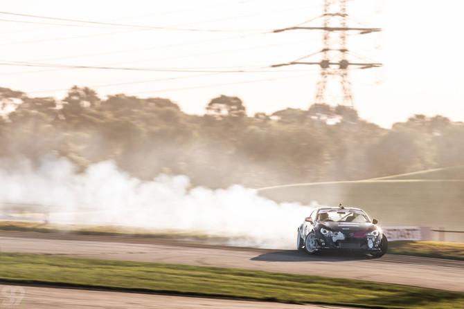 Hi Tec Drift Allstars Series Round 1- Winner @ Sydney Motorsport Park