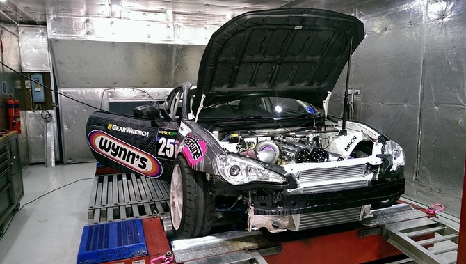 Update - JHH Racing 2JZ install and on the Dyno @ Insight Motorsport