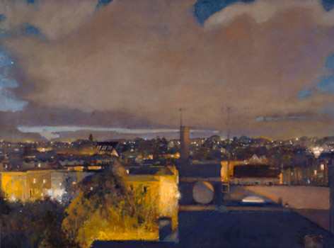 Evening Light - Redland