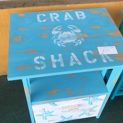 crab shack table