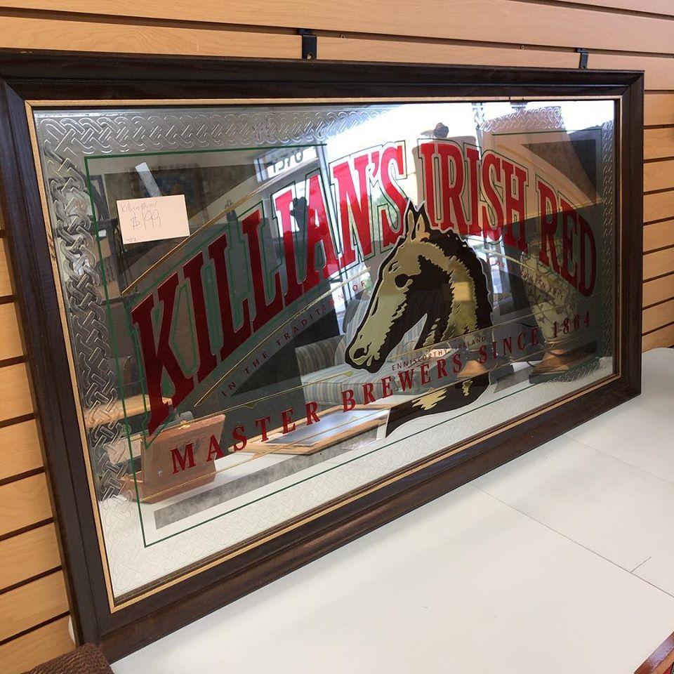 Killians Red Mirror