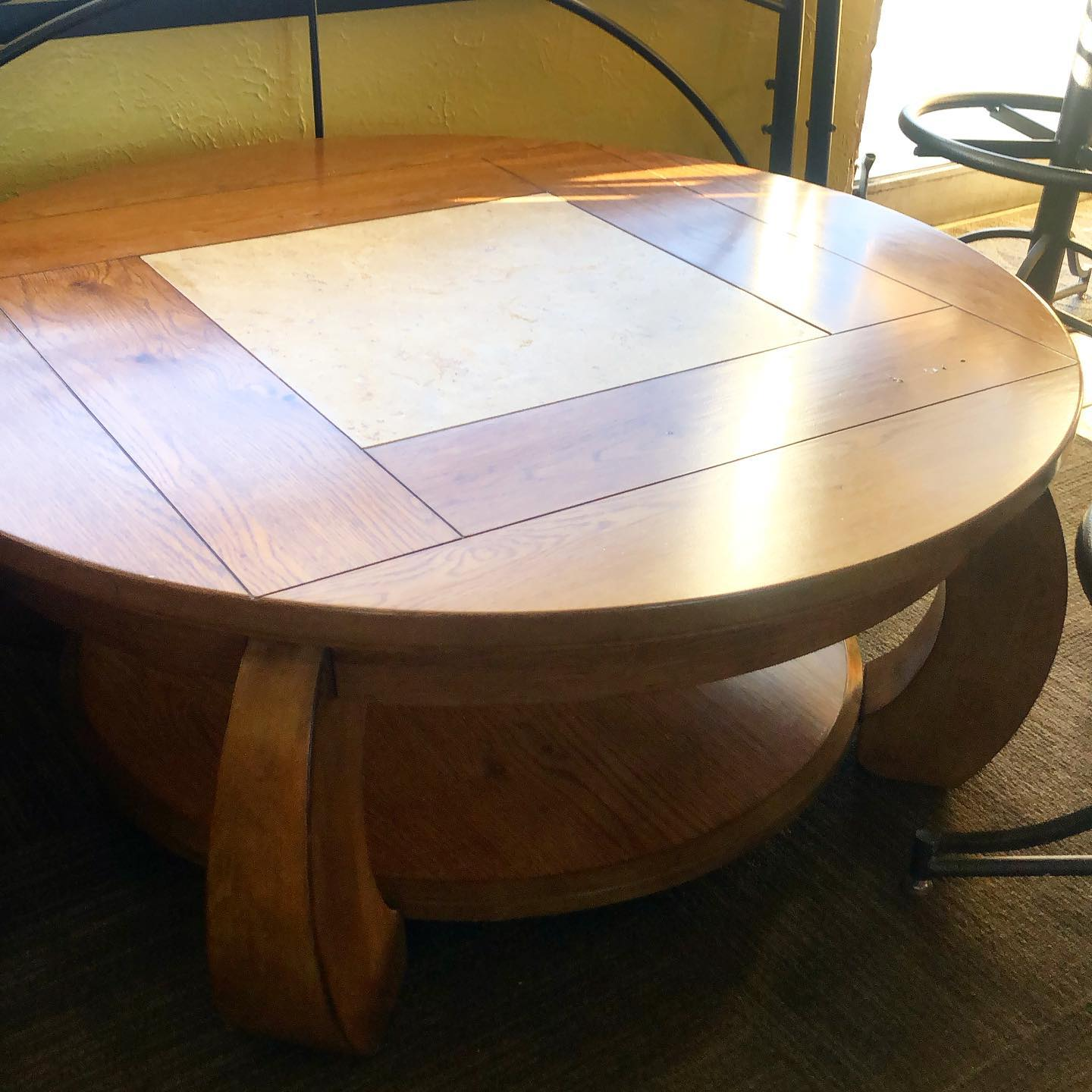 42 Inch Coffee table