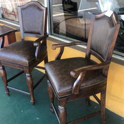 Ballard Design 30 inch stools