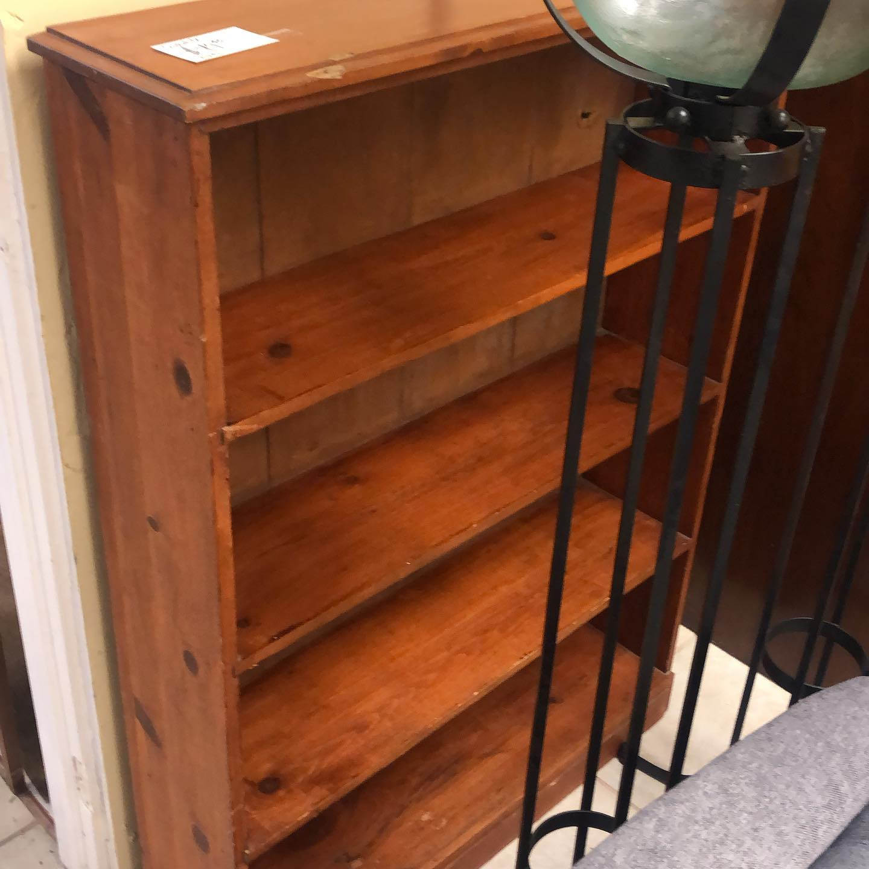 primitive bookcase