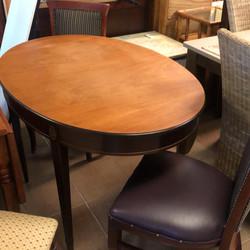 Oval Mahogany Table only