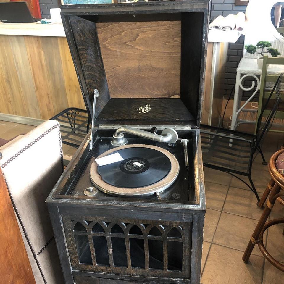 Pathe Phonograph