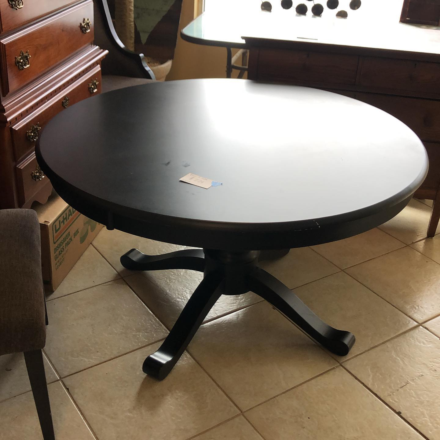 Pier 1 48 round table only