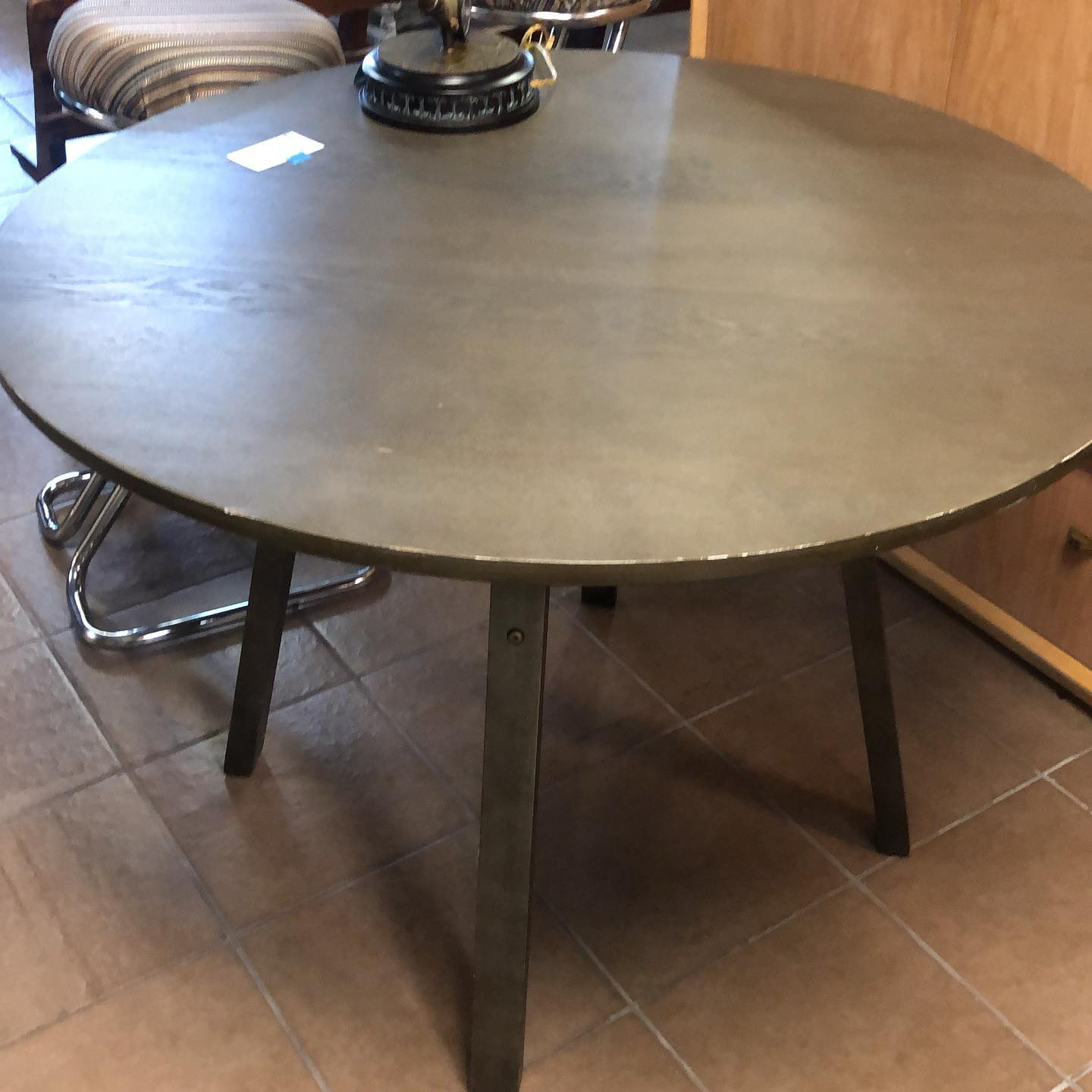 Crate and Barrel Table Only 48