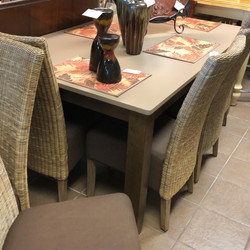 6 pier 1 dining chairs