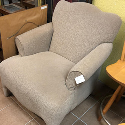 upholstered living room chair