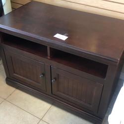 Espresso Wood TV Stand
