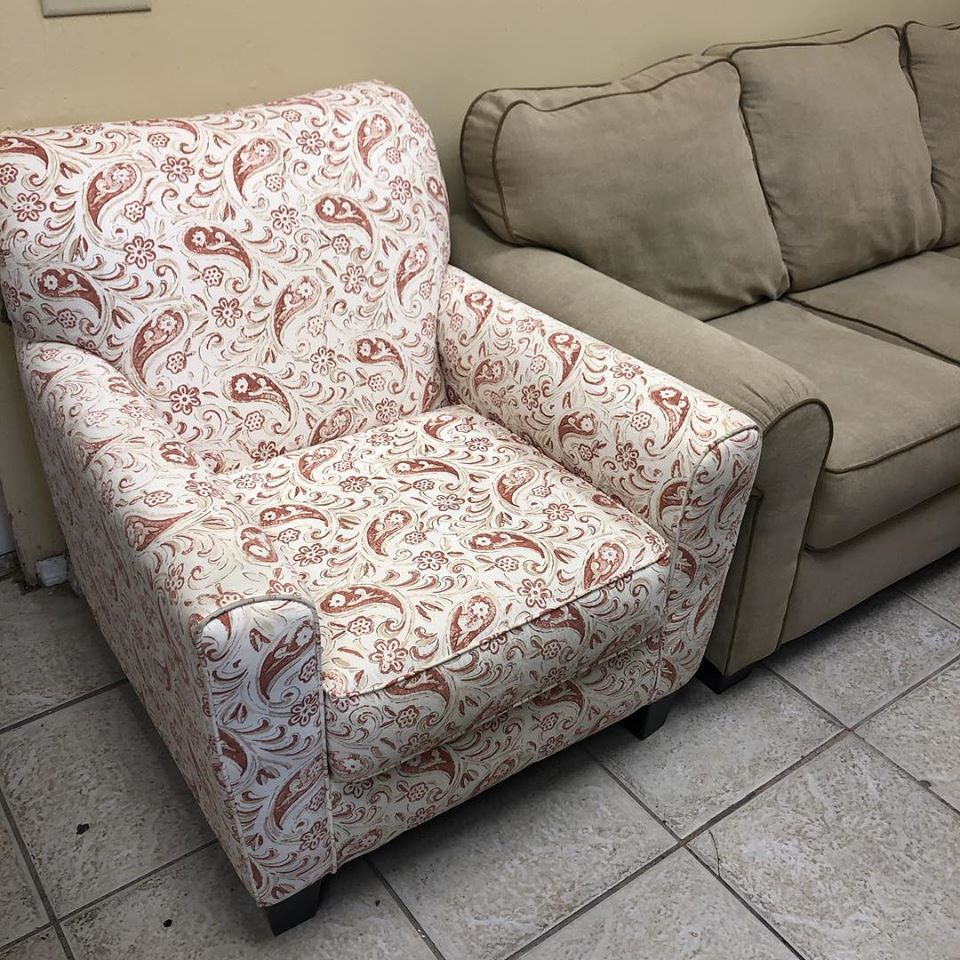 upholstered sofa-love seat-living room c
