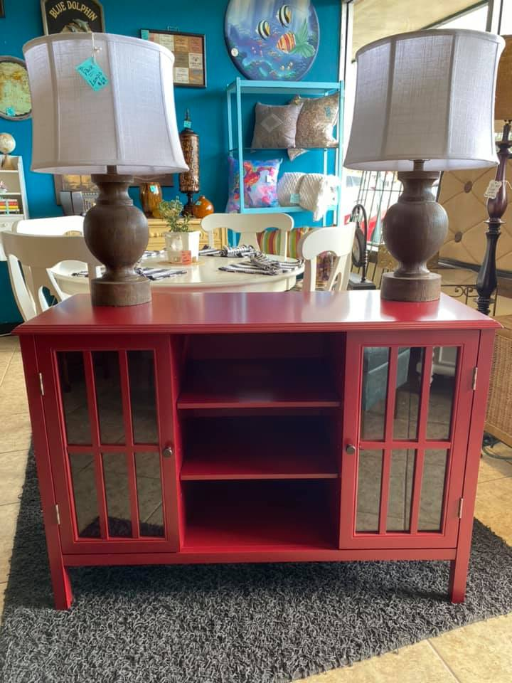Red Media Console