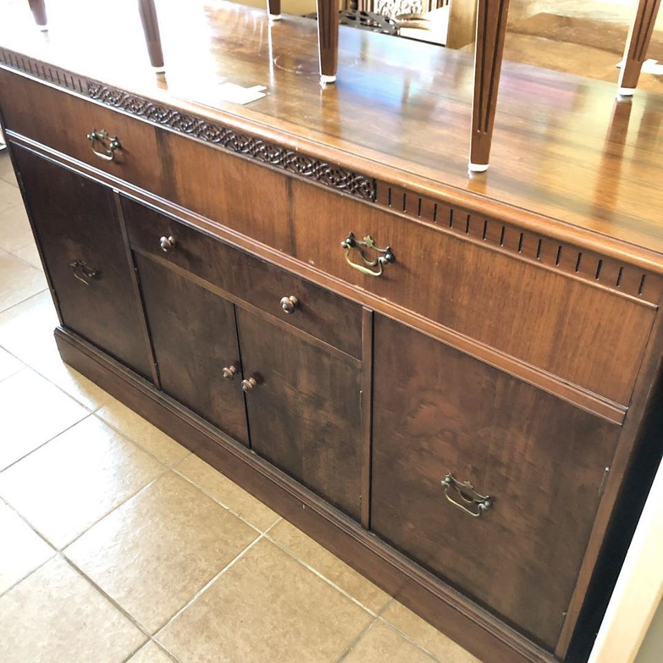 Cibbard Canadian wood buffet