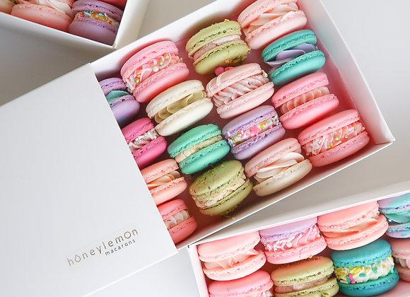 Variety Macaron Box