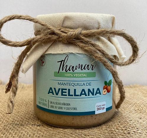 Mantequilla de Avellana