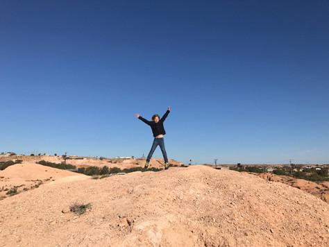 Uluru to Adelaide...