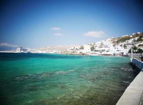 Mykonos, Rhodes & Santorini 2018