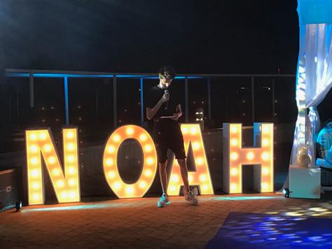 Israel - Noah's Bar Mitzvah 2018