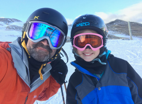 Queenstown 2019 - Skiing with the Brights