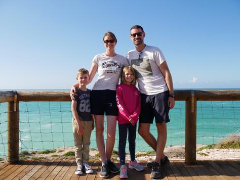 The not so boring Nullarbor crossing
