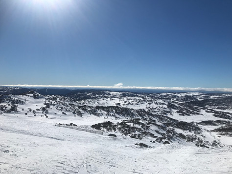 Perisher 2019 - Family Skiing and Snowboarding