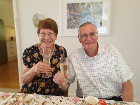 Larry and Janine's 50th Wedding Anniversary