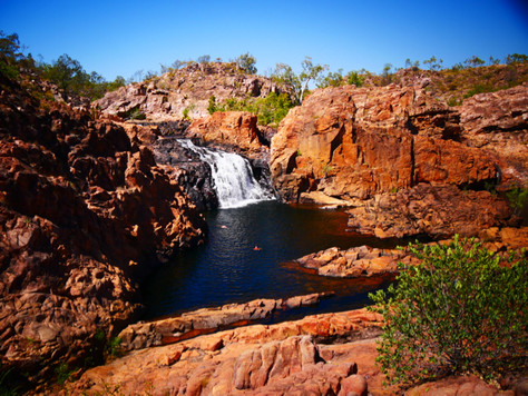The Red Centre: Nitmiluk to Uluru