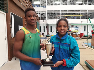 Emile & Jocelynn National Trophy Winners