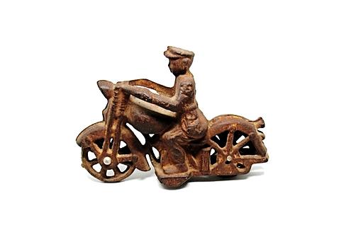 Vintage Motorcycle Toy