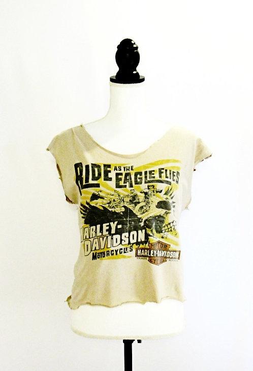 Harley Davidson | Rahway, NJ | Cropped T-Shirt