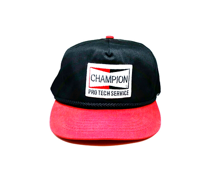 CHAMPION Pro Tech Service | Snapback Hat