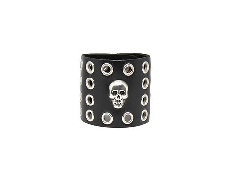 Leather | Skull Bracer