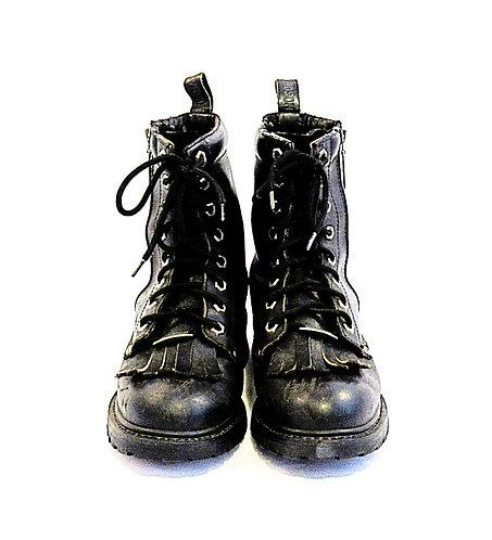 Harley Davidson | Kiltie Boots