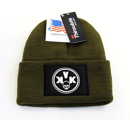 KVK Logo Watch Cap