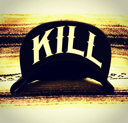 KVK Logo High-Crown Snapback