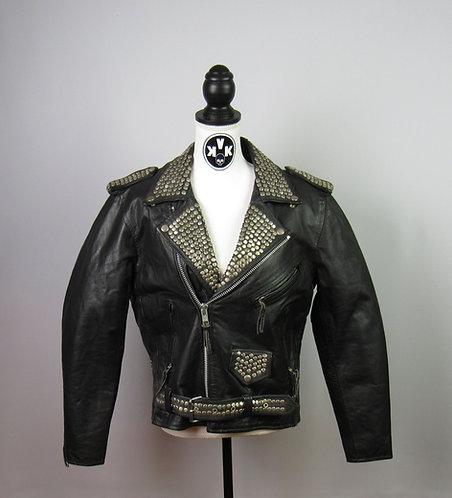 Vintage Studded Leather | Jacket