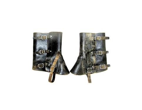 Vintage Military Gaiters | Spats