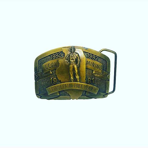 1981 Coal Mining | Buckle