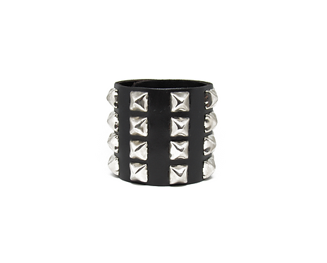 Leather | Studded Bracer