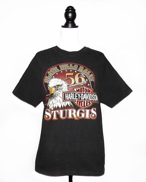 Harley Davidson Black Hills Rally 56th Anniversary  | Sturgis T-Shirt