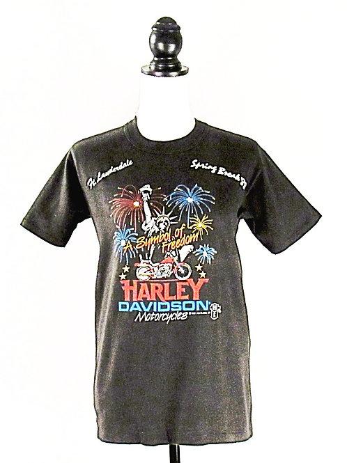 Ft Lauderdale Harley Davidson | Spring Break '88 | T-Shirt