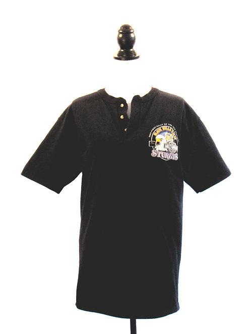 Harley Davidson Sturgis | Henley T-Shirt