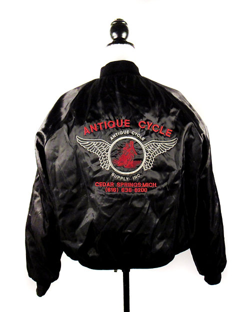 Antique Cycle Supply Inc. | Bomber Jacket