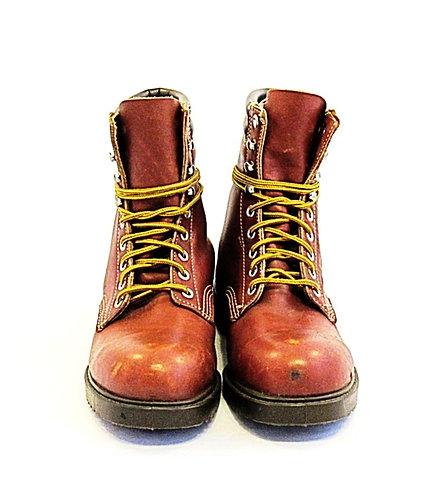 Vintage Ranger Steel Toe | Work Boots