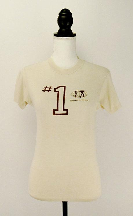 European Health Spas #1 | T-Shirt