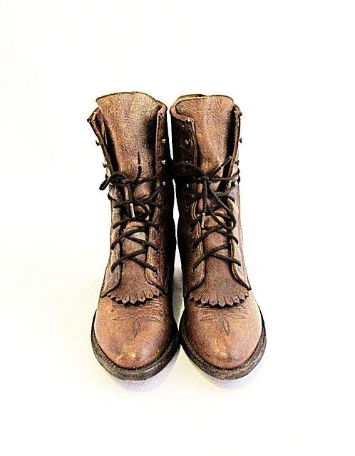 Kiltie | Roper Boots